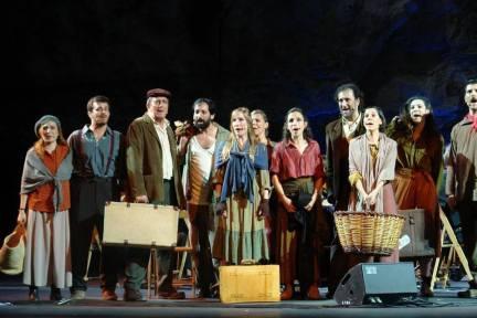Nevares, Festival Grec de Barcelona