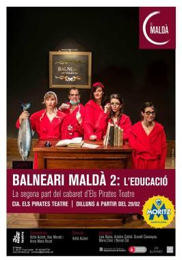Balneari Maldà, Educació