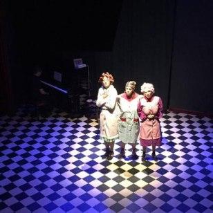 The Feliuettes, Teatre Maldà