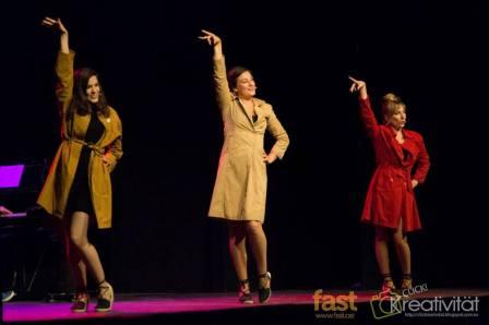 The Feliuettes, FAST Festival