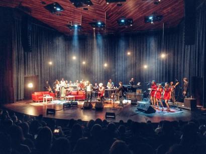 La Pols i l'era, Auditori de Barcelona